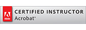 Rudi Warttmann ist als Trainer für Acrobat Pro zertifiziert.